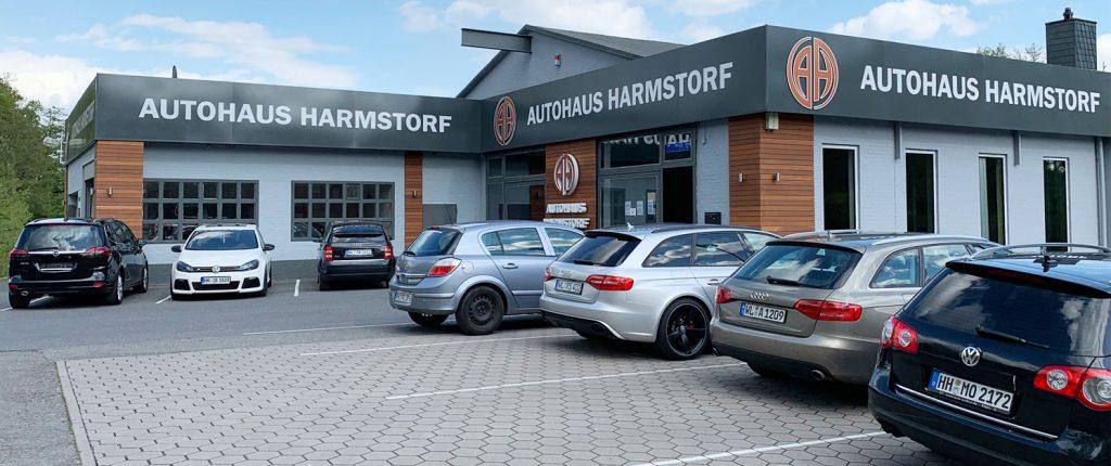 Autohaus Harmstorf Slider 01